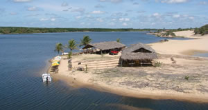 Praia do Uruarú - Beberipe, Ceará