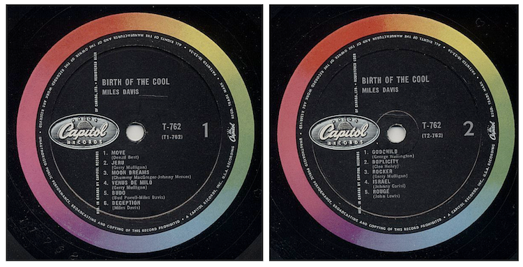 The Birth Of The Cool On Capitol Records Part Three Jazz