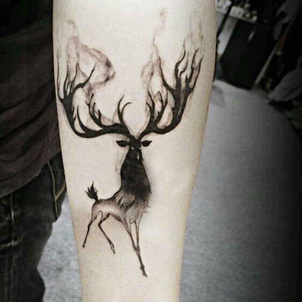 Los Mejores Tatuajes De Ciervos Y Su Significado Belagoria La