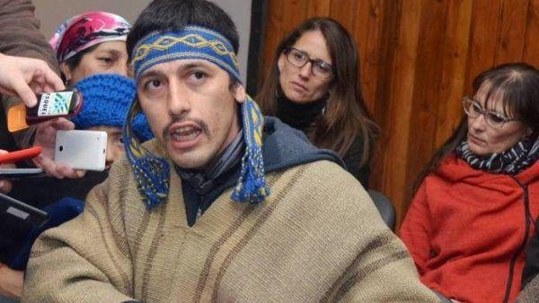 Líder mapuche levanta huelga de hambre en Argentina