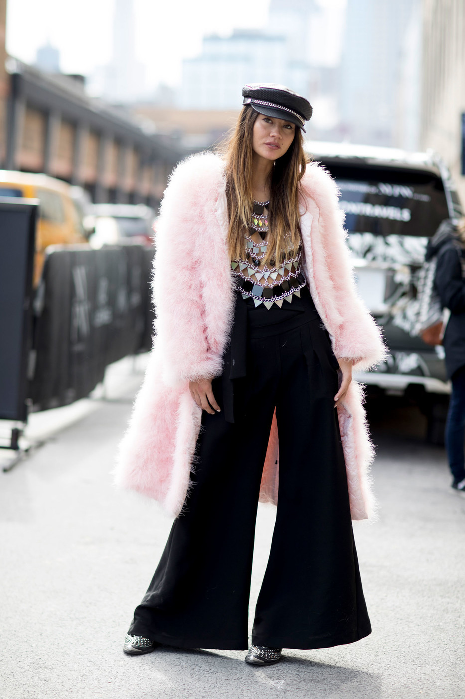 BEST STREET STYLE FROM NEW YORK FASHION WEEK FALL 2017