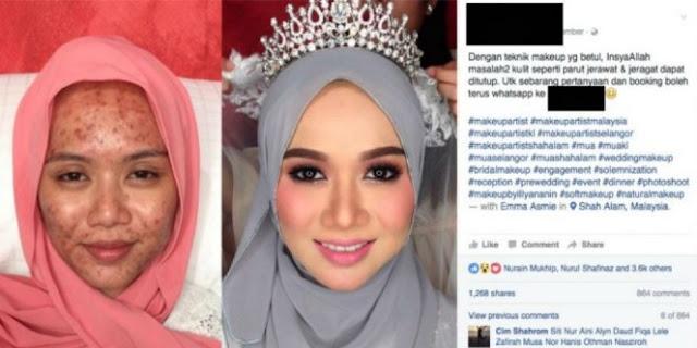 Istrinya Dihina Dan Dijadikan Bahan Tertawaan, Pembelaan Sang Suami Membuat Netizen Terharu