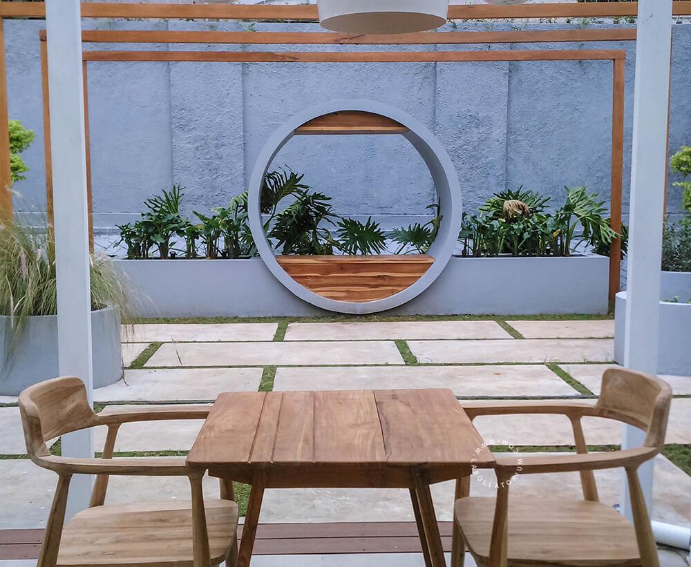 Pipe Dream - Tempat Nongkrong Terbaru, Sedang Hitz di Bandung Semi Outdoor Instagenic