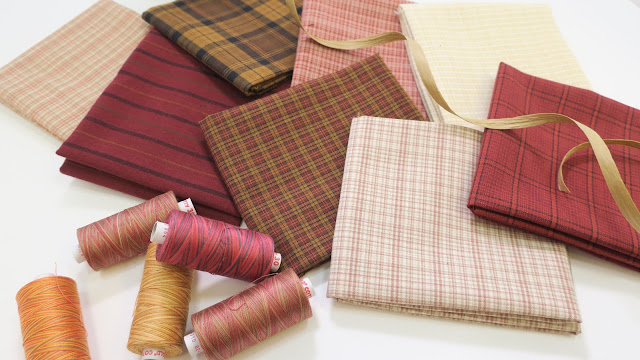 Fireside Plaids Fat Quarter Bundle