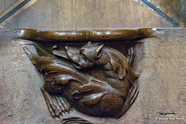 Misericordia Coro Renacentista, Catedral de Santa María, Saint Bertrand de Comminges por El Guisante Verde Project