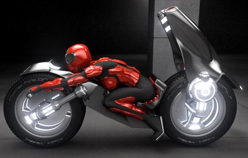 stryker electric motorcycle