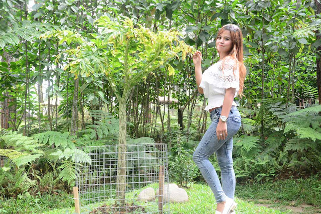 Jenis Bunga Bangkai di Orchid Forest Lembang