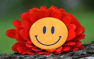 Smile con petali