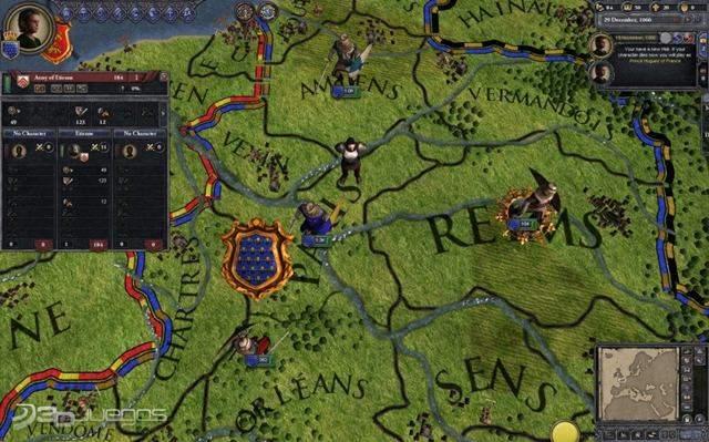 Crusader King 2 PC Full Descargar Skidrow 1 Link 2012 [BIN/CUE]