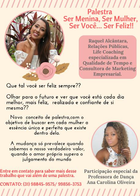 Raquel Alcântara, Coaching, Life Coaching