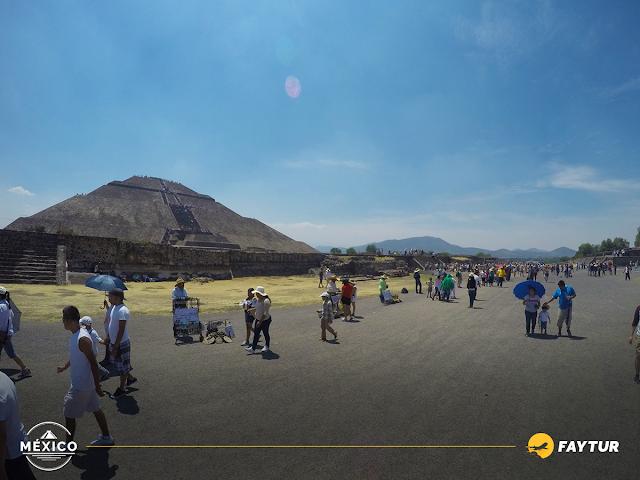 piramides mexico