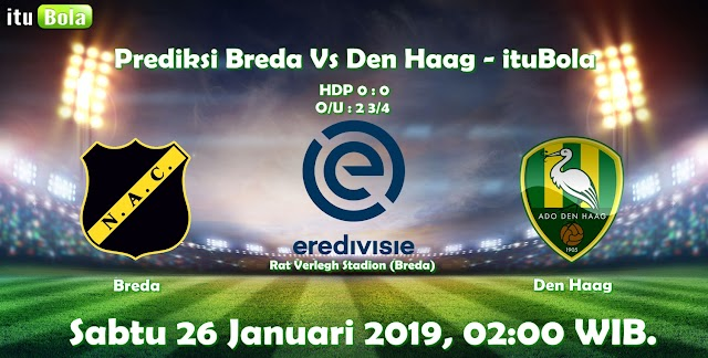 Prediksi Breda Vs Den Haag - ituBola