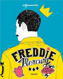Freddy Mercury una biografia alfonso casas