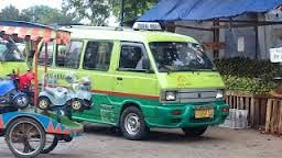 Rute Trayek Angkutan Kota (Angkot) di Bandung [4]