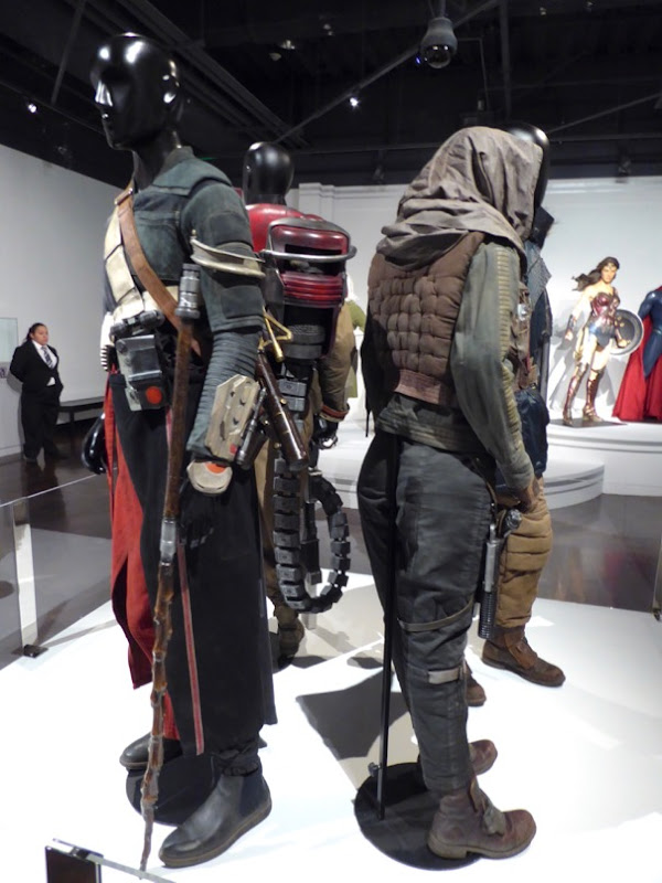 Chirrut Imwe Jyn Erso Rogue One costumes