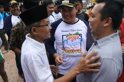 Hadiri Pahawang Ecotourism Festival, Gubernur Ridho Ajak Jaga Keasrian Pulau