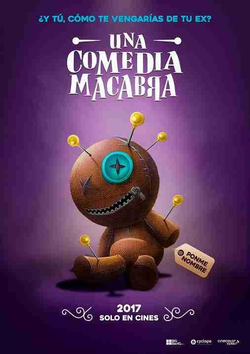 Una comedia macabra (2017)