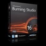 Ashampoo Burning Studio 2016 – Serial chave grátis
