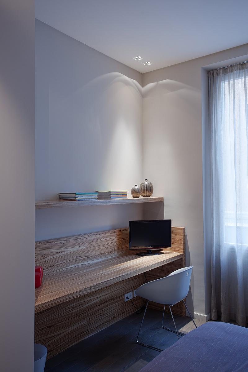 Apartamento Familiar En Montecarlo Por Federico Delrosso Architects # Muebles Pombo Federico Tapia