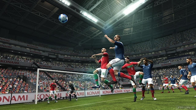 Pro Evolution Soccer 2012 For Free