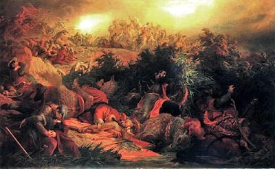 معركة موهاكس
