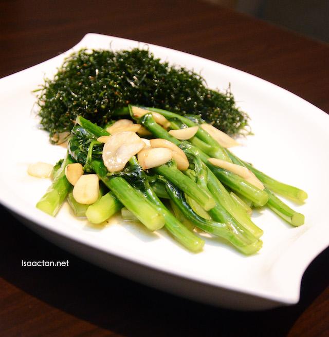 Kailan Vegetables (RM19.90)