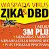WASPADA Serangan VIRUS ZIKA & DBD dengan Melakukan 3M PLUS