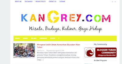 KangRey Blog