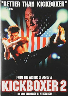 Sinopsis film Kickboxer 2: The Road Back (1991)