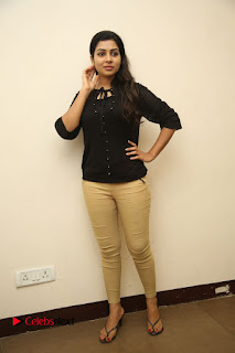 Actress Satna us Pictures at Bichchagadu Success Meet  0168.JPG