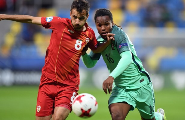 Portugal beat Macedonia but exit in group stage at U21 Euro