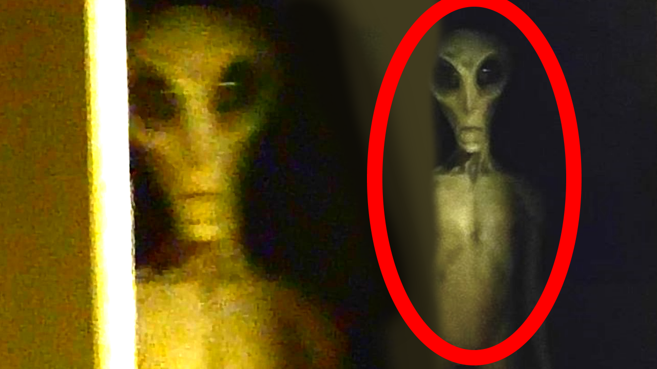 The Most Shocking Alien Sightings Ever Captured ...