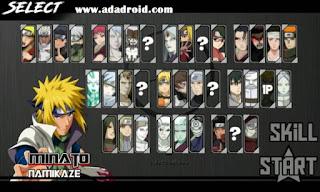 Naruto Senki Mod by Exa Septiko