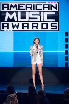 Gigi Hadid - American Music Awards 2016