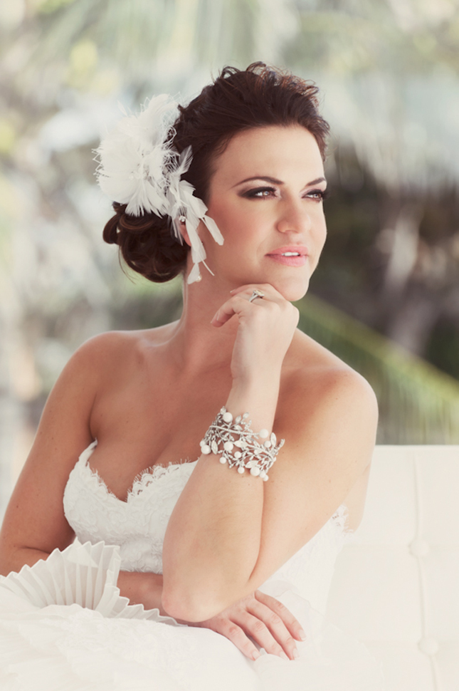 The Sophisticated Wedding Makeup Look