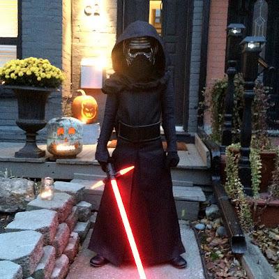 Kylo Ren costume