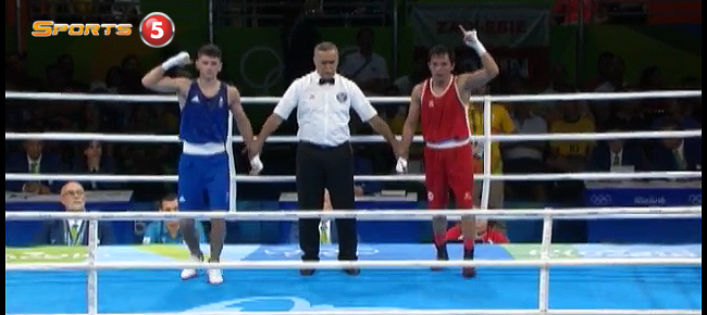 Charly Suarez vs. Joseph Cordina (REPLAY VIDEO) Rio Olympics 2016 - Boxing