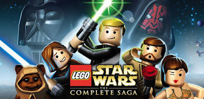 LEGO Star Wars TCS Apk + Data for Android (paid) All GPU
