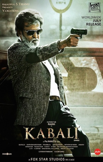 Kabali 2016 Dual Audio Hindi 720p HDRip 1.1GB