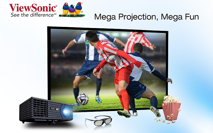ViewSonic High Performance Projectors