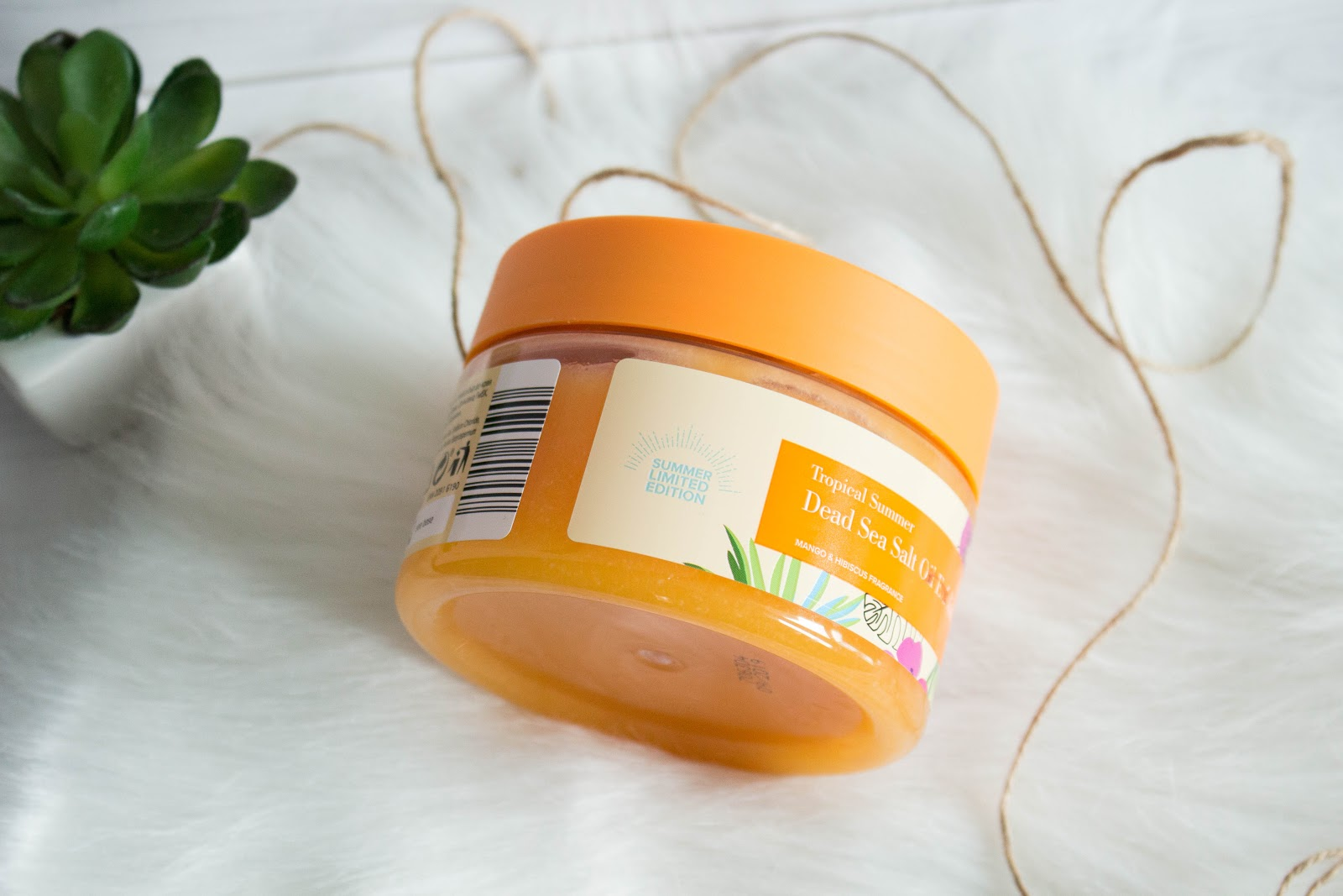 Dead sea Salt Scrub на Lidl Ревю