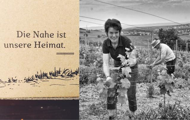 Margit Forster vom Weingut Forster