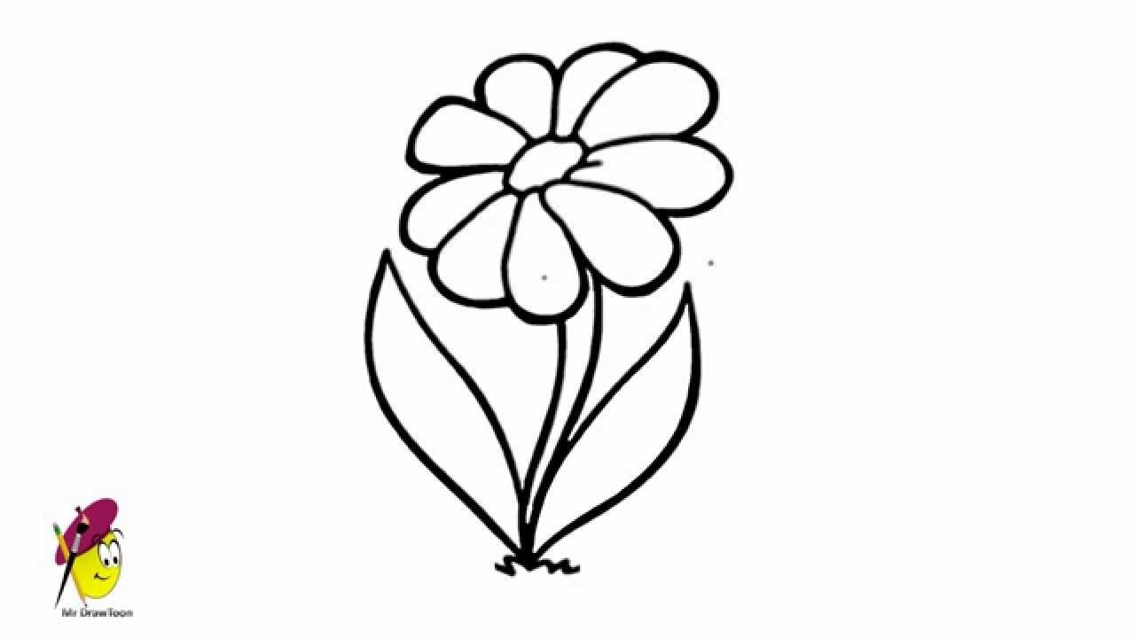 Cool Simple Drawings Of Flowers Our Healthy Tips Blogspot Com