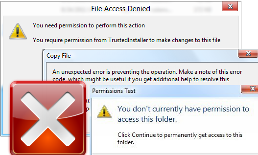 How To Remove & Edit Locked Files or Folders