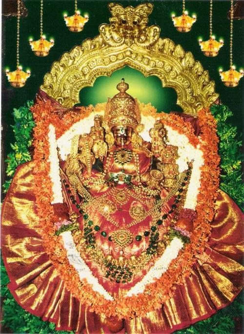 God Photos: Shri Chamundeshwari Temple , Mysore, Karnataka ...