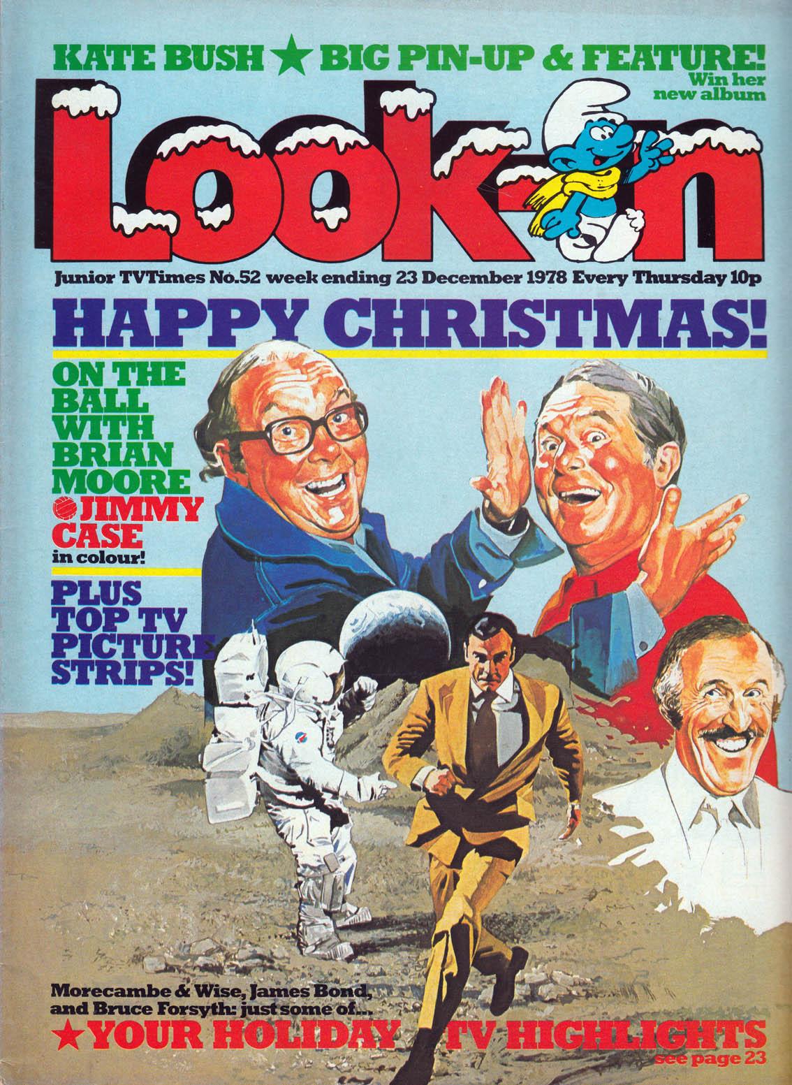 Christmas Comics.Blimey The Blog Of British Comics Christmas Comics Look