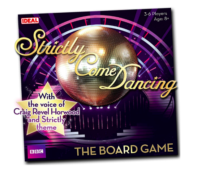 Amazon's Top 10 toys for Christmas 2018 - Strictly Come Dancing Board Game