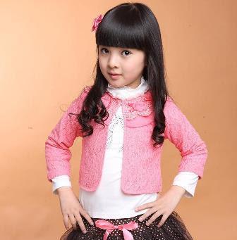 Model Rambut Kids Glamor