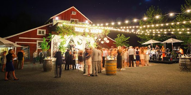 Michigan Barn Wedding Venues The Red