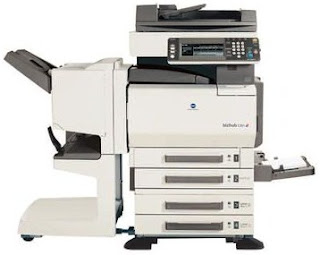 Konica Minolta Bizhub C351 Printer Driver Download